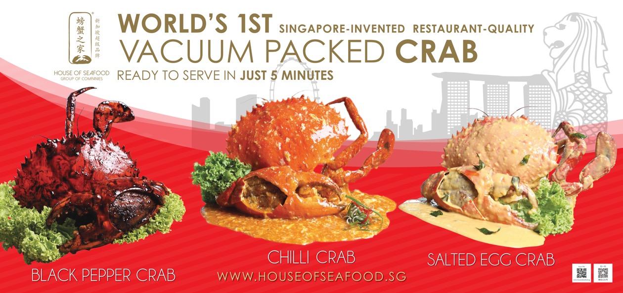 READY-TO-EAT CRAB Restaurant Quality Crab in 5 minutes